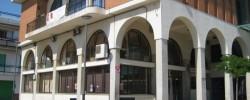 El edificio del Casal está cerrado y sin actividad.