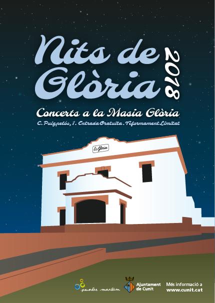 Imatge de Viu l'Estiu 2018: Concerts Nits de Glòria 2