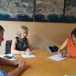 Nou conveni de col·laboració amb SOREA per la creació d'un Fons Solidari contra la pobresa energètica i la vulnerabilitat econòmica