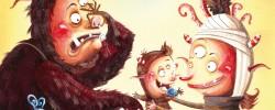 Imatge de Contes i tallers per l'estiu: Els monstres monstruosos 7