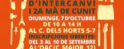 Imatge de S'obren les inscripcions a l'edició de tardor del Mercat d'Intercanvi i 2a Mà de Cunit 11