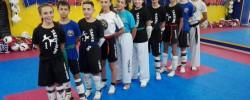 Imatge de El Taekwondo My-Ju Cunit aconsegueix set medalles al seu primer Open de la temporada 9