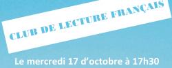 Imatge de Club de lecture française 3