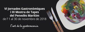 Imatge de VI Jornades Gastronòmiques i III Mostra de Tapes del Penedès Marítim 2