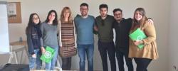 Imatge de Comencen els 5 Joves en Pràctiques de Cunit 8