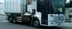 camió brossa residus