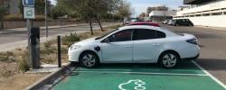 Imatge de Nou punt de càrrega per a vehicles elèctrics 6