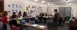 Imatge de Tercera trobada dels participants del projecte NACSR 8