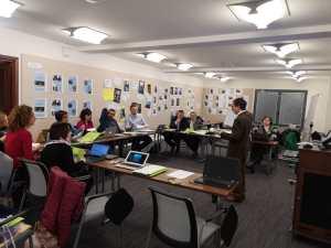 Imatge de Tercera trobada dels participants del projecte NACSR 2