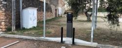 Imatge de Cunit instal·la un segon punt de recàrrega de vehicles elèctrics 2