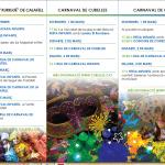 triptic carnaval penedes maritim 2019