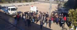 Imatge de Els treballadors de l'Ajuntament s'aturen pels seus drets laborals 3