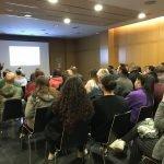 Una setantena de persones assisteixen a la jornada 'Connecta't'