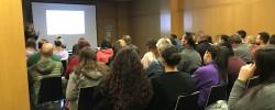 Imatge de Una setantena de persones assisteixen a la jornada 'Connecta't' 3