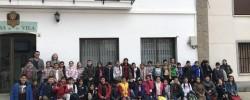 Imatge de Estudiants de Cunit visiten l'Ajuntament 5