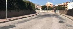Imatge de Comencen els treballs d'asfaltat al carrer de l'Estació 7