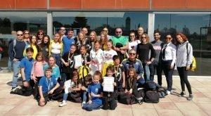 Imatge de El Taekwondo My-Ju Cunit s'emporta 10 medalles al campionat de Catalunya Infantil i tres a l'Open de Plasencia 2