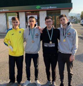 Imatge de El Taekwondo My-Ju Cunit s'emporta 10 medalles al campionat de Catalunya Infantil i tres a l'Open de Plasencia 4