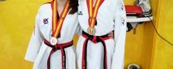 Imatge de El My-Ju Cunit s'emporta dues medalles a l'Open d'Espanya 8