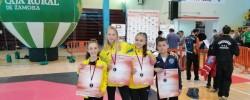 Imatge de El My-Ju Cunit s'emporta quatre medalles d'or a l'Open Professional de Zamora 2