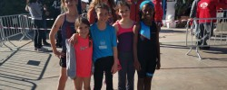 Imatge de Cinc cunitenques participen al 7è Triatló Infantil a Sitges 4