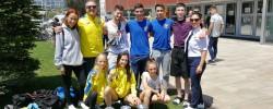 Imatge de L'esportiu My-Ju Cunit s'emporta cinc medalles al Campionat de Catalunya cadet i sub21 2