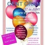 El Casal Municipal de la Gent Gran celebra el seu 14è aniversari amb una gran festa