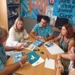 Primera trobada de la regidoria de Joventut amb Jove Baix Penedès
