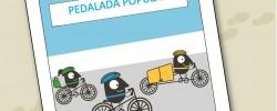 Imatge de La Pedalada Popular, l'acte central de la Setmana de la Mobilitat a Cunit 8