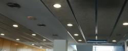 Imatge de Es canvien 5.525 lluminàries que estalviaran una mitjana del 37% a 11 edificis públics 11