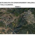 Noves millores en seguretat als accessos als barris de muntanya de Cunit