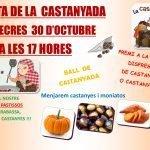 El Casal Municipal de la Gent Gran de Cunit celebra la Castanyada