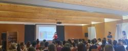 Imatge de Es promou la igualtat de gènere a l'INS Ernest Lluch 11