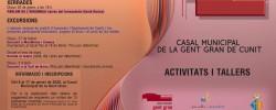 Imatge de El Casal de la Gent Gran inicia el nou any amb una àmplia proposta d'activitats 5