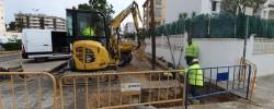 Imatge de Comença el Pla de renovació de la xarxa d'aigua 4