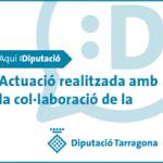 Subvenció de la Diputació de Tarragona – activitats culturals, esportives i educatives: despeses Covid-19 per import de 19.000€.