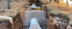 Imatge de El CAT restableix totalment el servei de subministrament d'aigua 7