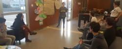 Imatge de Ja hi ha joves interessats en crear un agrupament escolta a Cunit 5