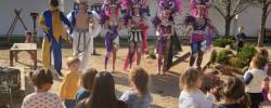 Imatge de Carnaval a les escoles de Cunit i a la Llar d'Infants El Trenet 8