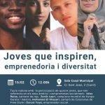 Joves referents d'origen divers parlaran de convivència i emprenedoria a Cunit