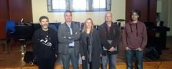 Imatge de Visita a les escoles de música de Les Franqueses del Vallès i del Prat de Llobregat 11