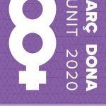 Arriba, un any més, Març Dona a Cunit