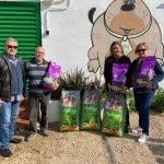 El grup de teatre l'Alborada col·labora amb el banc d'aliments de Cunit
