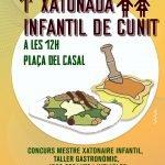 Cunit celebrarà la I Xatonada Infantil el 29 de febrer