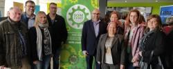 Imatge de El govern cunitenc dóna suport a la 1ª Fira comarcal dedicada a l'ocupació i l'emprenedoria 11