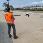 La Policia Local activa el Dron