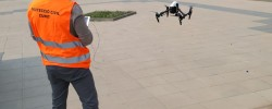 Imatge de La Policia Local activa el Dron 12