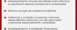 Imatge de El govern espanyol declara l'estat d'alarma i aprova mesures restrictives 3