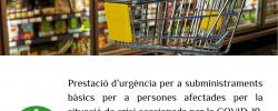 Imatge de Prestació d'urgència per a subministraments bàsics (tràmit disponible 30/04) 5