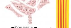 Imatge de 500 regals de Sant Jordi es van compartir des del web de Cunit 6